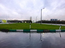 АЗС BP, М1 по направлению в Москву, Смоленская область